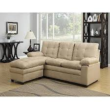 buy buchannan microfiber corner sectional sofa taupe in cheap