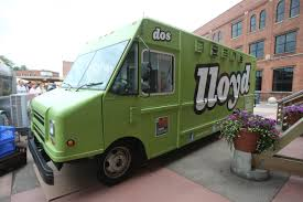 100 Food Truck News Profile Lloyd Taco