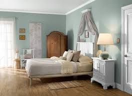 BEHR Aged Jade Bedroom Paint Color