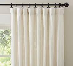 Linen Curtains & Linen Drapes