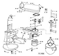 KitchenAid K5 A Parts List And Diagram EReplacementParts