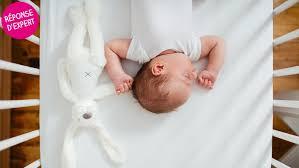 quand mettre bébé dans sa chambre coucher bébé magicmaman com
