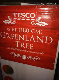5ft Christmas Tree Tesco by Maths Student Catches Out Tesco Over Xmas Tree That U0027s Five Inches