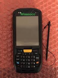 nouveau pour motorola symbol mc4587 mc45 appareil mobile de poche
