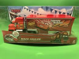 Disney Cars Mack Truck Hauler | Paulmartstore Cars 2 Mack And Wally Hauler Exclusive Semi Trucks Disney Pixar Truck Paulmartstore Buy Disneypixar Large Scale Online At Low Toys In India 2013 Deluxe Mattel Diecast 3 Mack Truck With Trailer Jada 124 Walmart Exclusve Ebay World Of Prsentation Du Personnage Mac Rusteze Lightning Mcqueen Carry Case Big 24 Diecasts Tomica Semi Cab Bachelor Pad Playset Transporter Diecast Vehicle 155