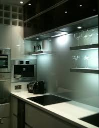 Northern Ireland Nuteral Glass Painted Kitchen Splashbacks In