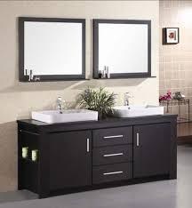 72 Inch Double Sink Bathroom Vanity by Attractive 2 Sink Vanity Silkroad 72 Inch Double Sink Bathroom