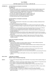 Integrity Engineer Resume Samples   Velvet Jobs 9 Objective For Software Engineer Resume Resume Samples Sample Engineer New Mechanical Eeering Objective Inventions Of Spring Examples Students Professional Software Format Fresh Graduates Onepage Career Testing 5 Cv Theorynpractice A Good Speech Writing Ceos Online Pr Strong Civil Example Guide Genius For Fresher Techomputer Science