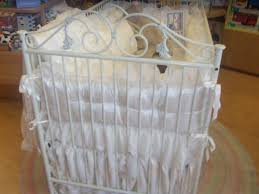 Bratt Decor Crib Skirt designer baby bedding by nava u0027s designs mario lopez u0026 courtney