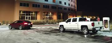 100 Chevy Pickup Truck Models Tesla Model X Easily Tows Silverado 1500 From Supercharger In