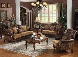 Rustic Leather Sofas Western Furniture Texas Cowhide Couches Living Room
