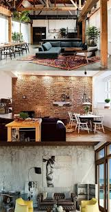 the features of industrial style in your home interior