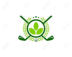 99 Eco Golf Logo Icon Design Royalty Free Cliparts Vectors And Stock