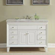 48 Inch Double Sink Vanity White by 95 Inch Bathroom Double Sink Vanity Carrara White Marble Top