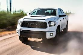 Toyota Unveils 2019 Tundra, Tacoma, 4Runner TRD Pro Lineup 5 Things You Need To Know About The 2017 Toyota Tundra Trd Pro My18 Ebrochure Judys Work Truck Youtube 2014 Work Truck Package Pro 2012 Reviews And Rating Motortrend Used 2015 Off Road In Miramichi Inventory 2016 Amazoncom 2001 Images Specs Vehicles Moss Bros New Dealership Moreno Valley Ca 92555
