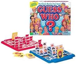 Image Is Loading Guess Who Classic Family Board Game Try To