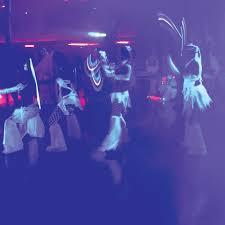 American DJ Eco UV Bar Plus IR Black Light