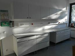 küchenzeile ikea weiss mit 3 x hängeschrank 2 türig küchen