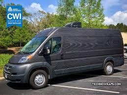 100 Vinyl Wrap Truck Wood Vinyl Wrap On Commercial Food Truck Van In Orlando F Flickr