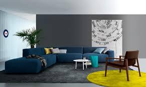archiexpo canapé canapé d angle contemporain en cuir 3 places daniel by