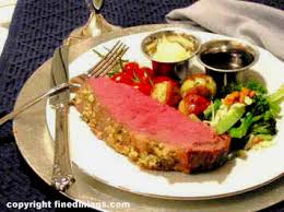 Dinner Party Menus Recipes Menu Ideas Photographs