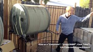 The Best Back Yard Compost EVER! - YouTube Alcatraz Volunteers Composter Reviews 15 Best Bins And Tumblers Of 2017 Ecokarma 25 Outdoor Compost Bin Ideas On Pinterest How To Start Details About Compost Turner Tumbler Bin Backyard Worm Heres We Used Worms To Get The Free 5 Bins Form The City Phoenix Maricopa County Food Homemade Pallet Composting Garden Make An Easy Diy Blissfully Domestic