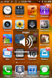 How to set volume for music ringer alarm and Siri iPhone