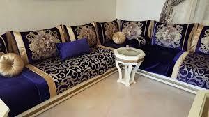 canapé arabe salon marocain moderne 2018 salons marocains