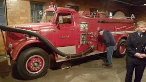 100 Fire Truck Museum JCFD Uses Old Fire House As New Museum KWOS