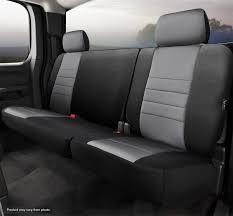 Neo Neoprene Custom Fit Truck Seat Covers, Fia, NP92-86GRAY | Titan ...