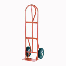 Milwaukee Hand Trucks 47118 P-handle Truck W/Solid Puncture Proof ... Appliance Truck 4th Wheel Attachment And Handle Release Milwaukee Hand Folding 30080s 2way Convertible Sears Hand Truck 3500 Lb Am Tools Equipment Rental Milwaukee Trucks 32152 With 8inch Puncture Trucks Dollies Lowes Canada 40875 2tank Welding Cylinder Brand Ebay Amazoncom 60137 4in1 Roughneck Industrial 1200lb Review 800 Lb Capacity Phandle Truckdc47118 The Home Depot
