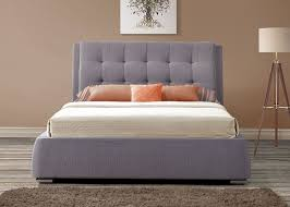 Amazon Super King Size Headboard by Birlea Mayfair 4 Drawer Bed Fabric Grey Super King Amazon Co