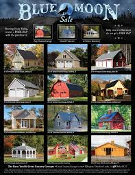 Blue Moon Sale: Black Friday Through December 8: Sheds, Garages ... Best 25 Pole Barn Plans Ideas On Pinterest Barn Miscoast Maine Homes With Barns For Sale Camden Me Real Estate Bygone Living Dream Ma Ct Sheds Garages Post Beam Pavilions Ri Modulrsebarnhighpfilewithoverhangs4llstackroom Wikipedia Garage Shop Garage