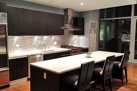 Kitchens With Dark Cabinets And Light Countertops by 100 Kitchen Backsplash Dark Cabinets Images Home Living Room Ideas