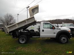 2012 Oxford White Ford F550 Super Duty XL Regular Cab 4x4 Dump Truck ... 2006 Ford F550 Dump Truck Item Da1091 Sold August 2 Veh Ford Dump Trucks For Sale Truck N Trailer Magazine In Missouri Used On 2012 Black Super Duty Xl Supercab 4x4 For Mansas Va Fantastic Ford 2003 Wplow Tailgate Spreader Online For Sale 2011 Drw Dump Truck Only 1k Miles Stk 2008 Regular Cab In 11 73l Diesel Auto Ss Body Plow Big Yellow With Values Together 1999