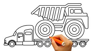 Learn Colors With Car And Dump Truck Coloring Pages, Construction ... Dump Truck Coloring Page Free Printable Coloring Pages Page Wonderful Co 9183 In Of Trucks New Semi Elegant Monster For Kids399451 Superb With Inside Cokingme Pictures For Kids Shelter Lovely Cstruction Vehicles Garbage Toy Transportation Valid Impressive 7 Children 1080