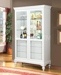 Corner Curio Cabinets Walmart by Glass Curio Cabinet Walmart With Lock Ikea Gammaphibetaocu Com