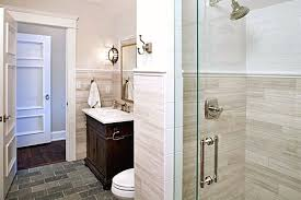 awesome and beautiful half bathroom tile ideas small home wall for