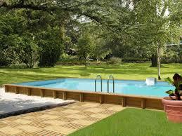 coût moyen d une piscine semi enterrée et formalités administratives