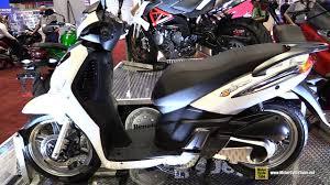 2017 Benelli Caffenero 150 Scooter