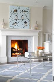 Living Room With Fireplace Design by Best 25 White Fireplace Surround Ideas On Pinterest White