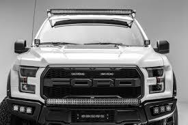 100 Ford Truck Grill ZROADZ Z415651KIT OEM Upper E Mounting Kit Black 20172018