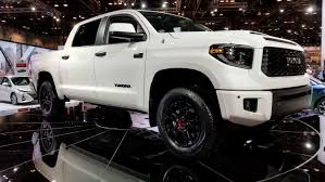 The Toyota Tundra TRD Pro Gets More Capable For 2019 | Top Speed New 2018 Toyota Tacoma Trd Pro Double Cab 5 Bed V6 4x4 At Unveils 2019 Tundra 4runner Lineup Tacoma Sport Sport In San Antonio 2017 First Drive Review Offroad An Apocalypseproof Pickup 2015 Rating Pcmagcom Clermont 8750053 Supercharged Towing With A 2016 Photo Image Gallery 4d Mattoon T26749 The Gets More Capable For Top Speed
