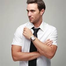 comment porter une montre comment bien porter sa montre blogchemise