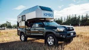 100 Pickup Truck Camping Kimbo Camper Converts To GoAnywhere RV
