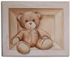 tableau ourson chambre bébé tableau pour chambre bb fille affordable decoration chambre bebe