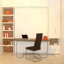 Ulisse Queen Murphy Wall Bed & Desk