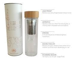 Decorative Rain Gauges Replacement Glass by Tea Tumblers Sacred Lotus Love