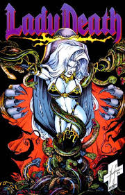 Lady Death The Crucible Volume