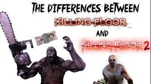Killing Floor Fleshpound Voice by Differences Between Killing Floor And Killing Floor 2 Youtube
